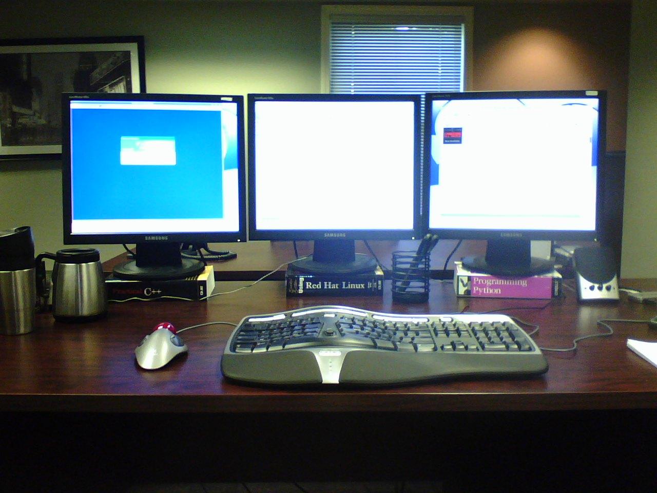 Multi Monitor Goodness Linlog