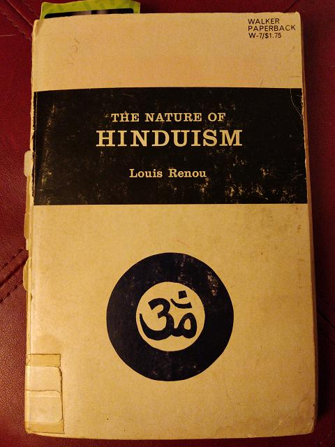 "The cover of ""The Nature of Hinduism"""