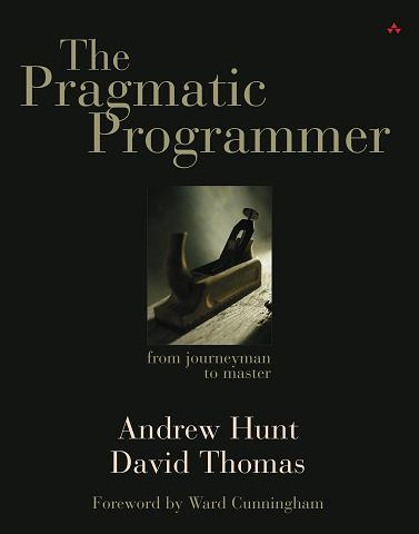 Cover art for The Pragmatic Programmer